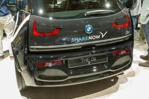 Kleinwagen von BMW: E-Auto i3s Edition als DriveNow Mietwagen