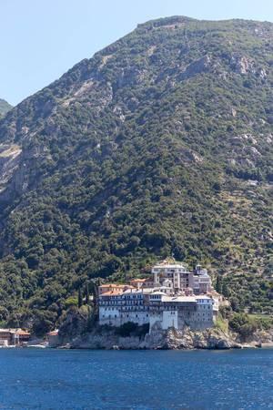 Kloster Moni Osiou Grigoriou