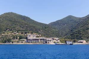 Kloster Xenofontos in Griechenland