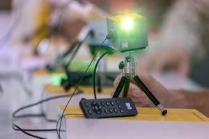 Kodak DLP Cube Mini Portable Projector at IFA Berlin 2018