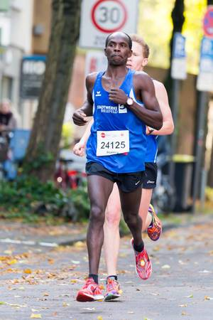 Kogei Stanley - Köln Marathon 2017