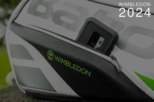 Konzeptbild zum Thema Wimbledon 2024 - das weltbekannte Tennisturnier und Sportiven in London