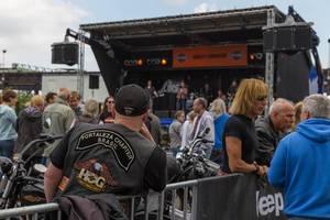 Konzert auf Harley Dome Cologne