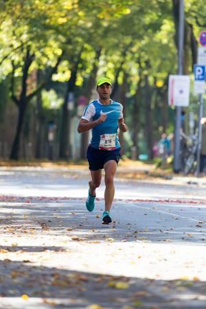 Koutsoumpidis Dimitrios – Köln Marathon 2017