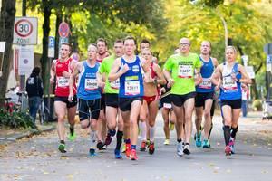 Kraemer Marian, Hof Heinrich, Brucker Patrick, Thaeter Mathias, Wolf Dominik, Herzberg Anna - Köln Marathon 2017