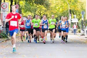 Kraemer Marian, Hof Heinrich, Hofman Martijn, Brucker Patrick, Thaeter Mathias, Herzberg Anna - Köln Marathon 2017