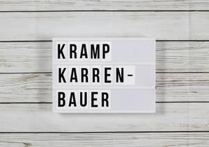 """Kramp-Karrenbauer: """"Der Migrationspakt ist für Deutschland eher positiv"""""""