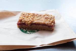 Kuchen bei Starbucks, USA
