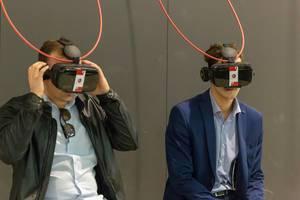 Küchengerät von Hoover in der virtuellen Realität