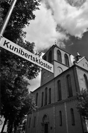 Kunibertskloster in Köln