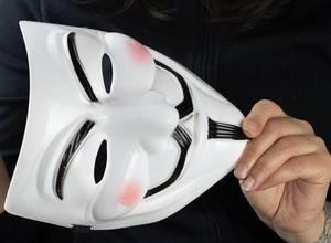 La casa de papel mask