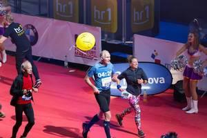 Lächelnd Richtung Ziel - Frankfurt Marathon 2017
