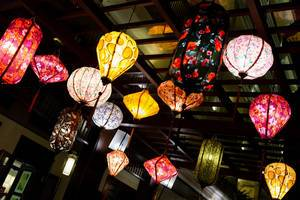 Lampions in Vietnam