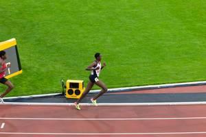 Läuferinnen bei den IAAF Leichtathletik-Weltmeisterschaften 2017 in London