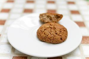 Lebkuchen / Ginger Cookies