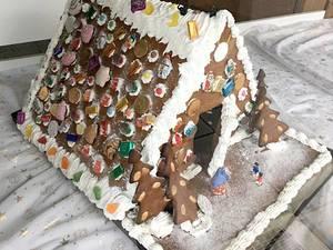 Lebkuchenhaus / Gingerbread