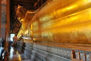 Liegender Budda Wat Po