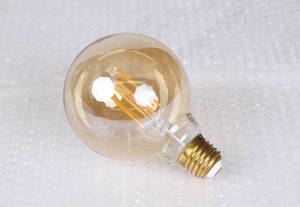 Lightbulb on bubble wrap