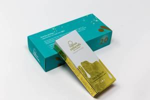 Lippenbalsam für Oralsex mit heiß und kalt Effekt aus dem Amorelie Adventskalender