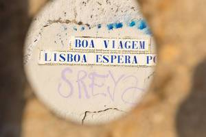 Lisbon Ceramic Letters