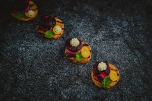 Little Beet Appetizers