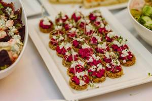 Little Bett Canape Appetizers (Flip 2019)
