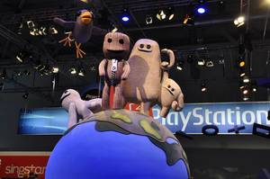 Little Big Planet 3 @ Gamescom