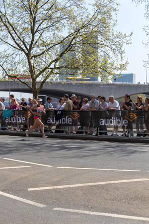 Liz COSTELLO - London Marathon 2018