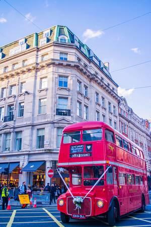 London bus  Flip 2019