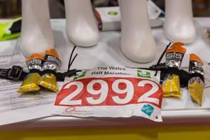 London Marathon Startnummer