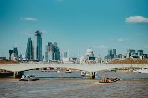 London, United Kingdom, Panorama (Flip 2019)