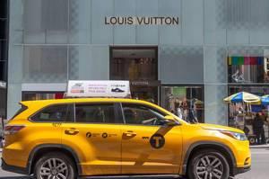 Louis Vuitton in New York