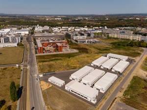 Luftbild: Agentur für Arbeit Köln