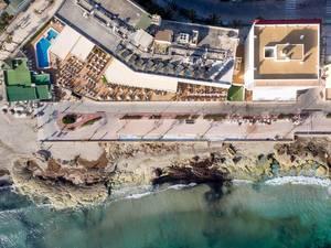 Luftbild: Hotel & Spa Ferrer Concord am Meer
