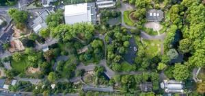 Luftbild: Kölner Zoo von oben