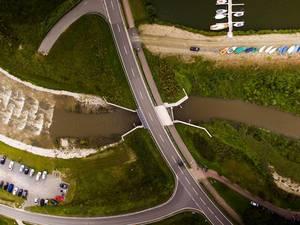 Luftbild: Schiedersee
