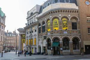 Lyceum Theatre in London