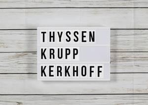 Machtkampf bei Thyssen-Krupp: Kerkhoff will Topmanager feuern