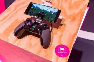 MagentaGaming für Android: GameSir G4 Bluetooth Gamepad Controller, um das Handy in mobile Spielekonsole zu verwandeln