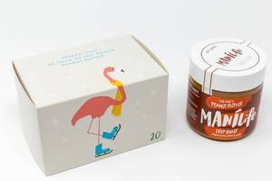 Manilife - Erdnussbutter aus dem zwanzigsten Türchen des Foodist Active Adventskalender