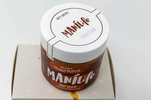 Manilife - vegane Erdnussbutter aus stark gerösteten Erdnüssen