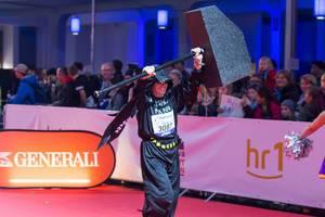 Mann mit dem Hammer - Frankfurt Marathon 2017