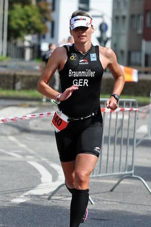 Marathon beim Kölntriathlon 2012