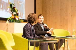 Marcell Jansen bei der Veganfach 2017