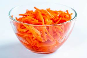 Marinated spicy carrots  Flip 2019