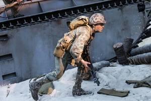 Marine in Action  Flip 2019