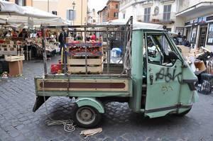 Markt auf dem Piazza Navona