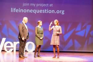 Martine van der Meijden, Gijs Hillmann and Jacky van de Goor - TEDxVenlo 2017