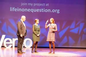 Martine van der Meijden, Gijs Hillmann und Jacky van de Goor - TEDxVenlo 2017