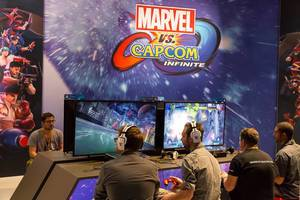 Marvel vs. Capcom Infintite